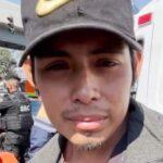 Buscan a Miguel, el joven en situación de calle que sobrevivió al accidente en el Metro
