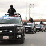 Detienen a civiles armados que portaban armas de fuego.