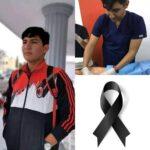 Muere un enfermero, recién graduado, una víctima de la violencia del crimen organizado, en Reynosa.