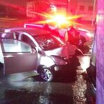 Conductor de Uber pierde la vida en accidente