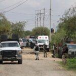 Enfrentamiento en San Antonio del Ciprés deja 4 civiles armados muertos, y lamentablemente a un policia sin vida.
