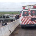Mujer joven pierde la vida en accidente vehicular