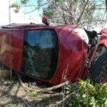 Terrible accidente deja dos menores sin vida y dos personas más heridas de gravedad.