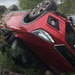 Mujer pierde la vida en accidente vehicular