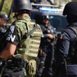 Sicarios se llevan a un grupo de policias estatales y al director de la policia municipal de Miguel Auza Zacatecas.