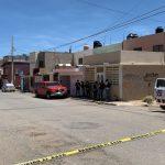 Joven es asesinado dentro de una cochera