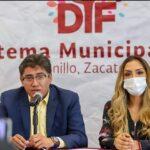 """HABRÁ """"FERIA"""" EN FRESNILLO: ASÍ LO DIJO SAÚL MONREAL"""