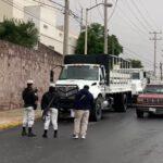 <br>Balean a Policías Municipales, y se resguarda en las instalaciones de la Guardia Nacional