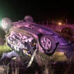 Fatal accidente deja a 12 campesinos lesionados y a una menor sin vida.