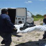Tremenda masacre en Calera: localizan a  7 baleados cerca de un relleno sanitario uno sobrevive.