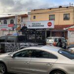 Matan a balazos a 2 hombres en una taqueria en Guadalupe.