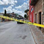 Ataque armado en plena zona centro deja a una persona herida y otra más sin vida.