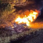 Zacatecanos mueren calcinados en auto de tiktoker; buscaban el sueño americano